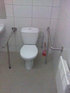 Turėklas neįgaliesiems